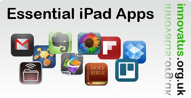 essential free ipad apps